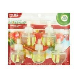 Air Wick Scented Oil 5 Refills, Apple Cinnamon Medley, , Air