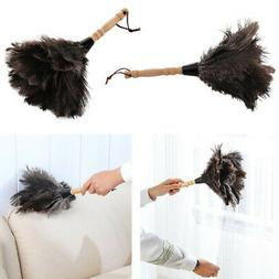 1PC Car/Indoor Feather Duster Anti Static Dust Removal Brush