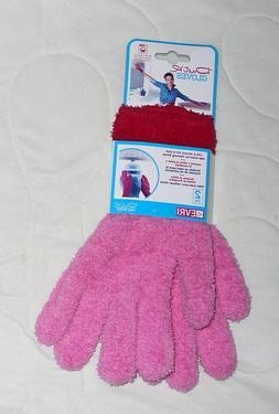 2 Evri Dust'R Gloves Fingers Duster Dusting Soft Microfiber