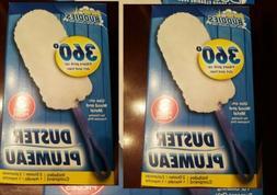 2 Pack Scrub Buddies 360-Degree Microfiber Duster, Compare 2