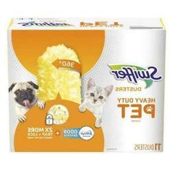 Swiffer 360 Dusters Multi Surface Pet Refills, Febreze Odor