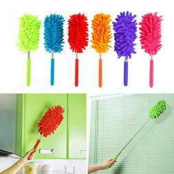 78cm Extendable Magic Microfiber Cleaning Duster Long-Reach