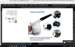 Hutou CompuCleaner 2.0 – Electric High Pressure Air Duster