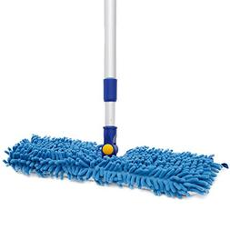"JINCLEAN 18"" Microfiber Floor Mop 
