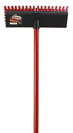 Libman 547 Floor Scrub with Built-in Scraper, 1-, Multi
