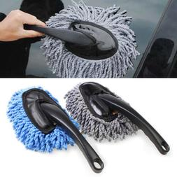 Auto Car Duster Dust Mop Compound Washing Sponge Cleaning Pa