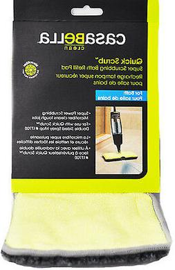 Casabella Bath Refill for Quick Scrub Double Sided Microfibe