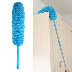 Bendable Soft Microfiber Duster Dusting Brush Household Clea