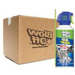 Blow Air Fresheners Off AD-001-056-12PK Auto Duster 3.5 Oz.,