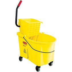 Rubbermaid Commercial Brute Angled Large Brooms, Polyethylen