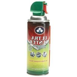 Compressed Air, Ultra Duster Industrial Strength,10 Oz.blow