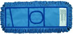CPI DMOP24 Microfiber Dust Mop with Blue 2-3/4-Inch Loop Pil