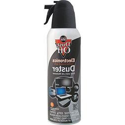 Falcon DPSM Gas Duster Compressed 7oz. Black/White