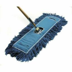 """HUBERT Dust Mop Head  - 24""""W Frame and Pole Sold Separately"""