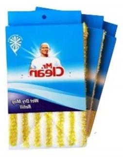 Dust Mops & Pads Mr. Clean Wet Dry Refill 100% Microfiber 3