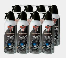 Dust-Off Compressed Gas Duster, Pack of 8 dusters