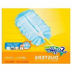 Swiffer   Dusters 28 Refills + 1 Handle   Dusting Kit