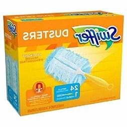 Swiffer Dusters Dusting Kit, 1 Handle & 24 Duster Swiffer Re