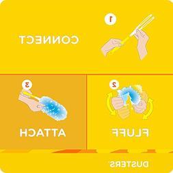 Swiffer Dusters Dusting Kit, 1 Handle & 28 Duster Swiffer Re