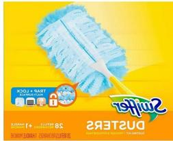 Swiffer Dusters Refills Recharges  1 Handle + 28 RefIlled Du
