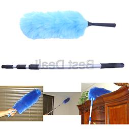 CleanAide Eurow Electrostatic Duster with 3 Sections Extensi