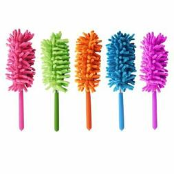 Extendable Flexible Feather Duster For Home And Office Clean