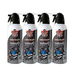 Falcon Compressed Gas  Disposable Cleaning Duster, 8 Cans To