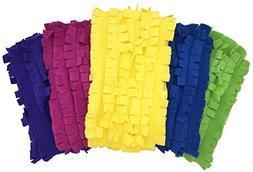 Xanitize Fleece XL Sweeper Mop Refills for Swiffer X-Large -