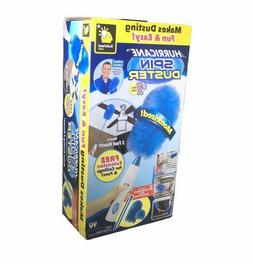 Hurricane Spin Duster Motorized As Seen On TV BulbHead 2 Dus