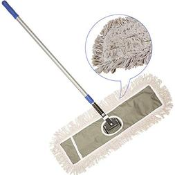 "JINCLEAN™ 24"" Industrial Class Cotton Floor Mop 