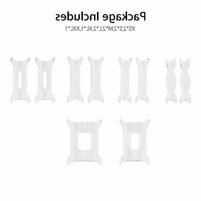 10 Pack Adjuster Invisible Resizer Reducer Set Perfect Kit