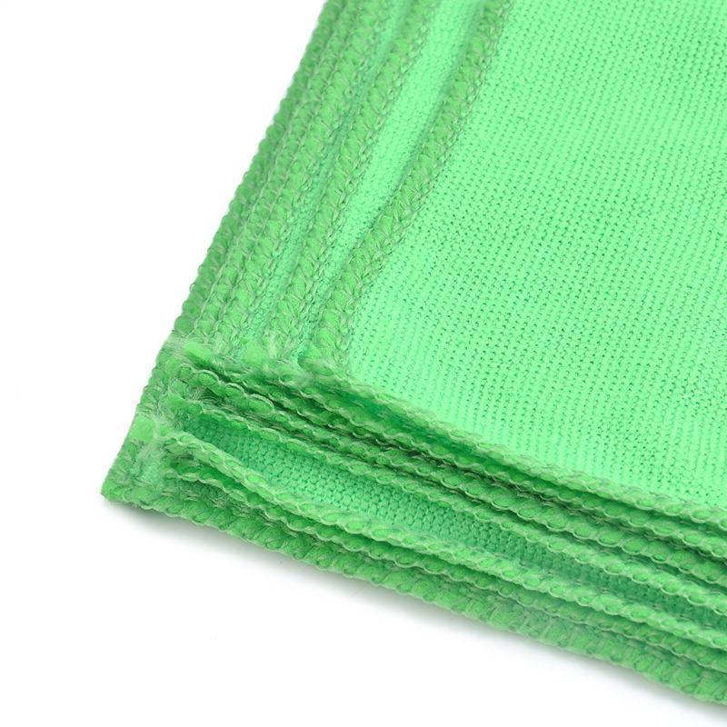 10PCS Microfibre Auto Soft Cloths
