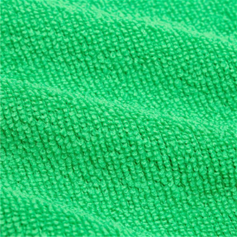10PCS Car Microfibre Auto Cloths Wash Towel