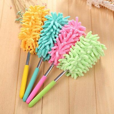 1F88 Brights Microfibre Mini Chenille Duster Cleaning House