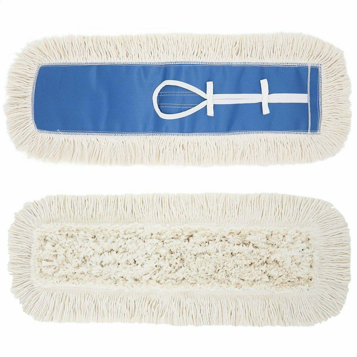 24'' Industrial Strength Dust Mop Head Thick