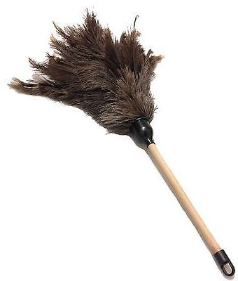 22 professional quality premium ostrich feather duster