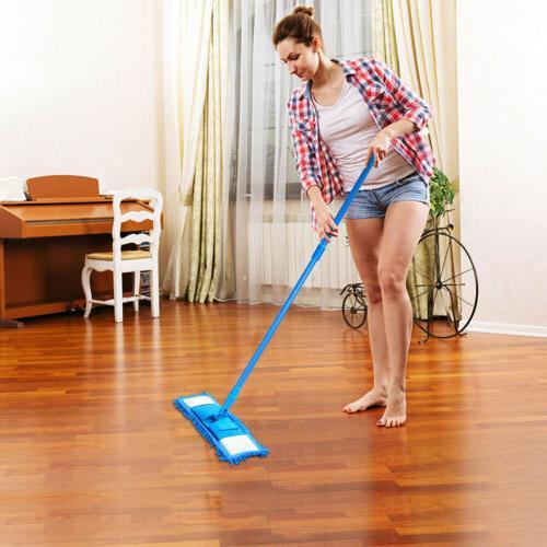 360° Hardwood Floor Hairs Washable Refill Pads Kit