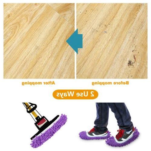 360° Rotating Hardwood Floor Dust Easy Clean