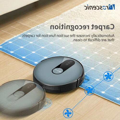 Proscenic 820P Vacuum Cleaner With Map