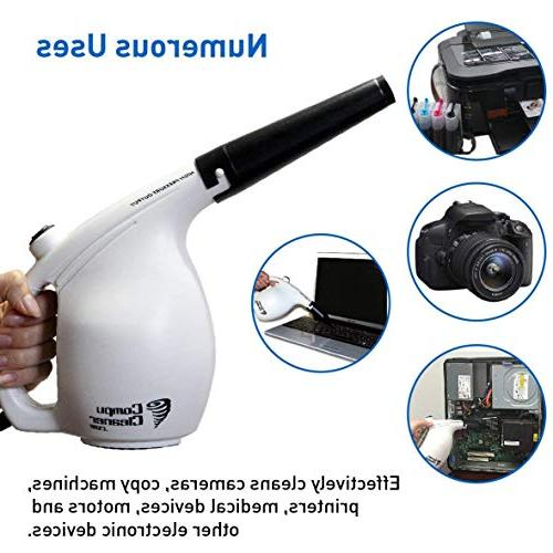Hutou CompuCleaner Duster – Cleaner Blower - Keyboard – Electronic Devices Laptop Cleaner Compressed