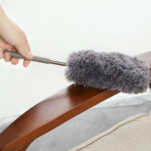 Adjustable Soft Microfiber Dusting Household Tool