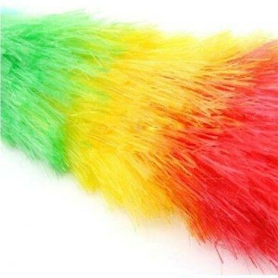 Anti Static Window Long Cleaner Feather Duster Home Car Tool