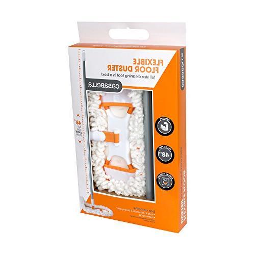 Casabella Floor Duster, Orange