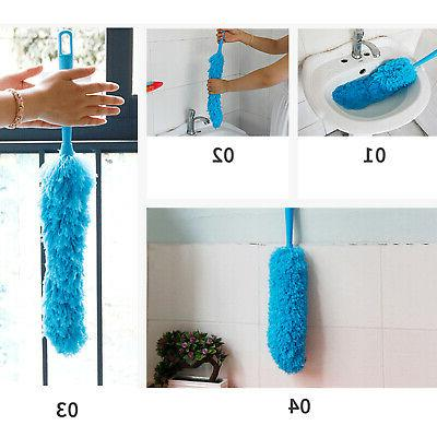 Bendable Soft Dusting Household