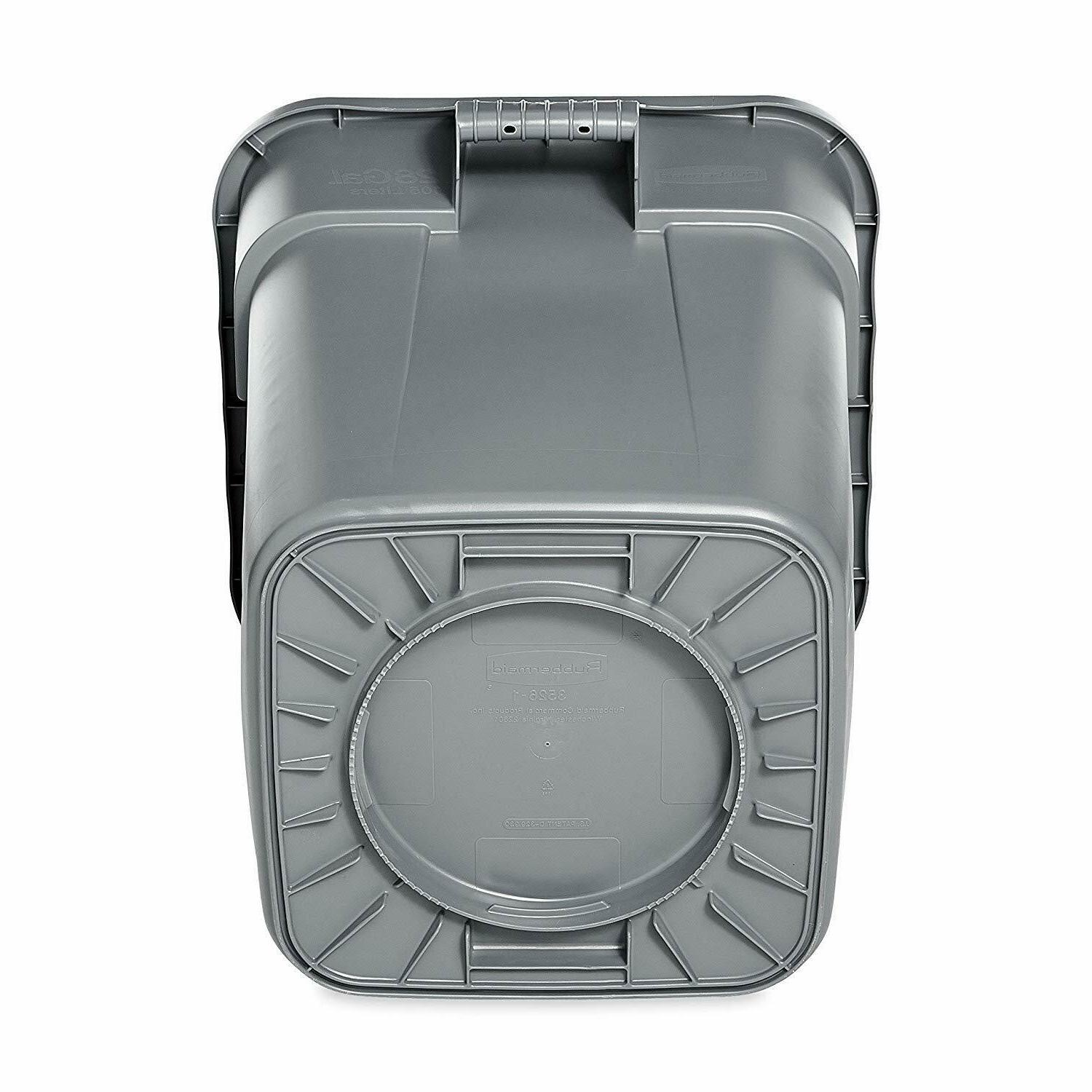 Rubbermaid Commercial Products Square without