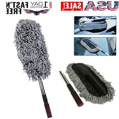Car Auto Brush Tool Microfiber Duster