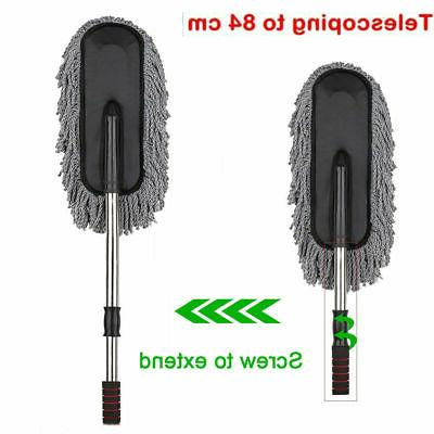 Car Auto Wash Brush Dusting Microfiber Duster
