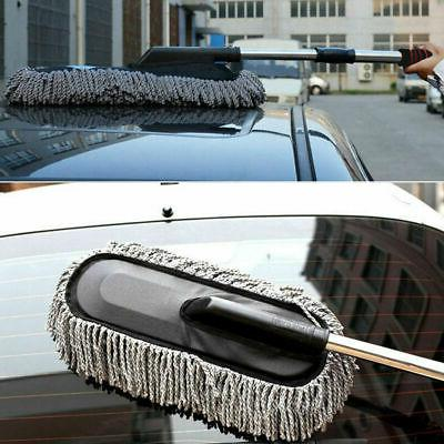 Car Auto Wash Brush Dusting Tool Microfiber Duster