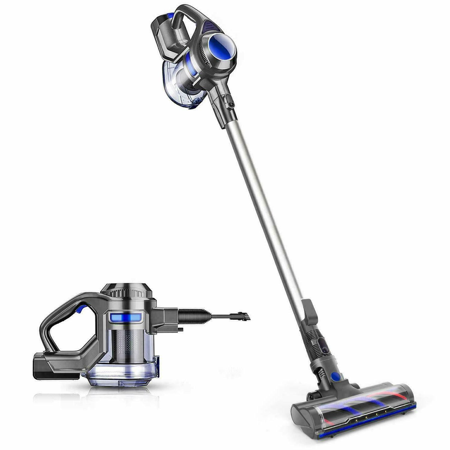 cordless vacuum 10kpa powerful suction 4 in