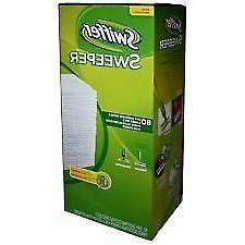 Swiffer CW-596641-1 Swiffer Sweeper Dry Cloth Refill, 80
